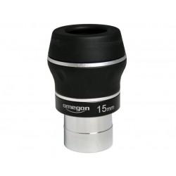 Omegon Oculaire Flatfield ED 15 mm