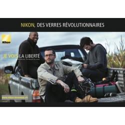Nikon - des verres révolutionnaires