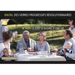 Nikon - des verres progressifs révolutionnaires