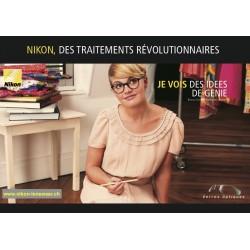 Nikon - Des traitements révolutionnaires