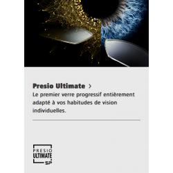 Nikon - Presio Ultimate SP - Progressif
