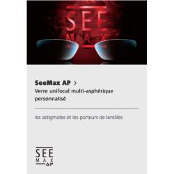 Nikon -SEEMAX AP - Unifocal multi-asphérique personnalisé