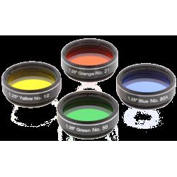 Explore Scientific Set de Filtres N° 2 - 100