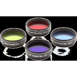 Explore Scientific Set de Filtres N° 3 - 150