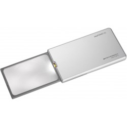 Eschenbach easyPOCKET XL 6D / 2.5x - Gris