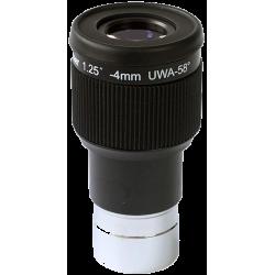 Planetary 58° UWA 4mm