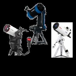 Télescopes Cassegrain