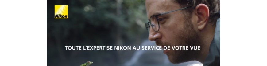 Verres Nikon