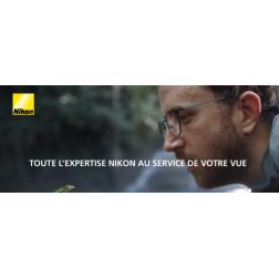 Verres Nikon - Vision sur mesure